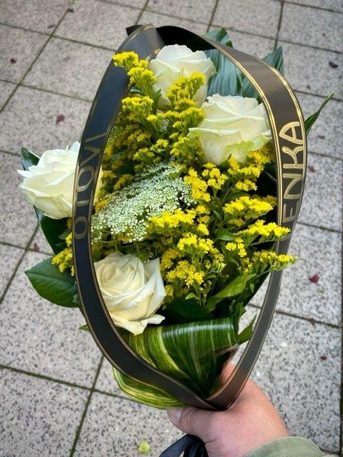 Pohřební kytice Praha online