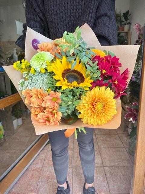 Květiny rozvoz Praha online