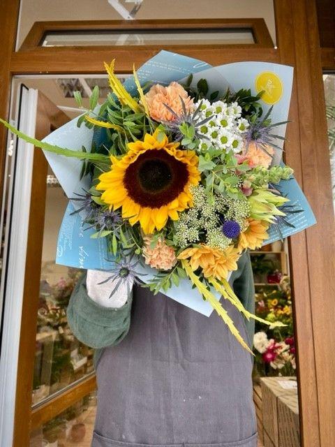 Online sezonní květiny z pražského květinářství