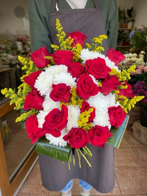 Pohřební květiny Praha