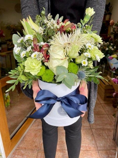 Netradiční květiny i pro muže