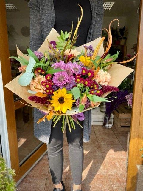 Květiny Strašnice Černokostelecká