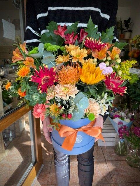 Flower box Big sezónní