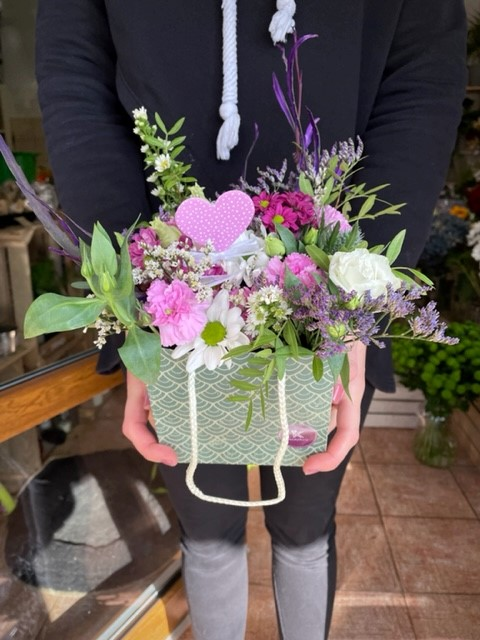 Box květin online