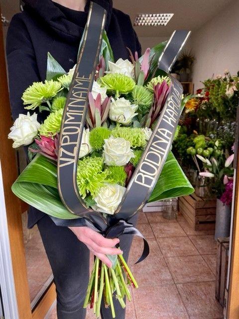 Pohřební kytice