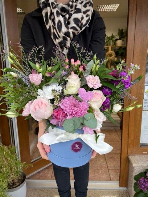Flower box rozvoz online