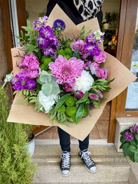 Květiny z pražského květinářství online