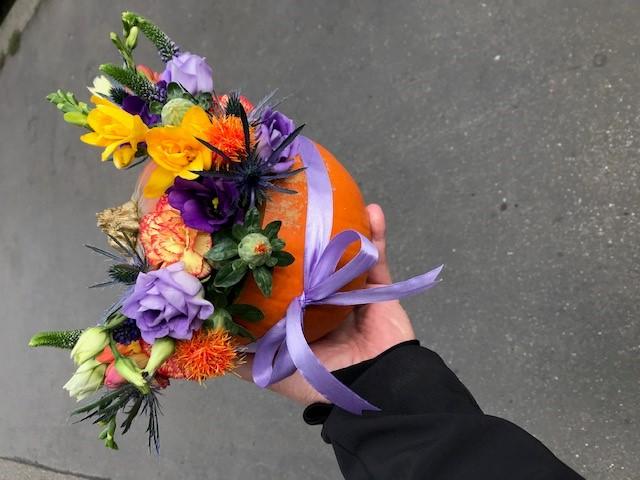 Donáška květin Praha