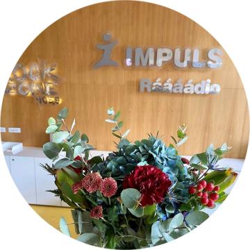 Květiny do firem Praha