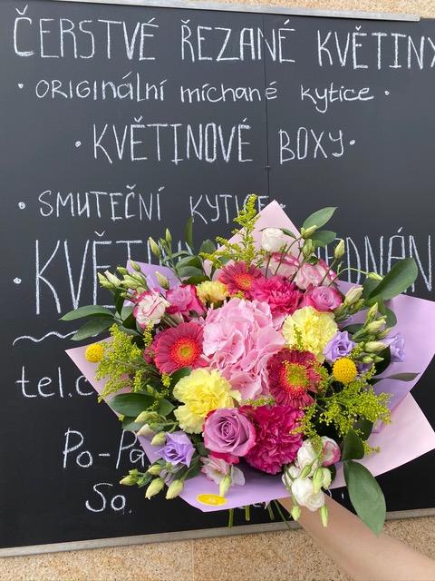 Květinářství Praha 10