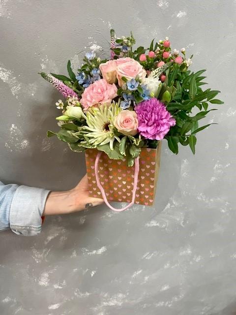Online květinářství Praha flowerbox