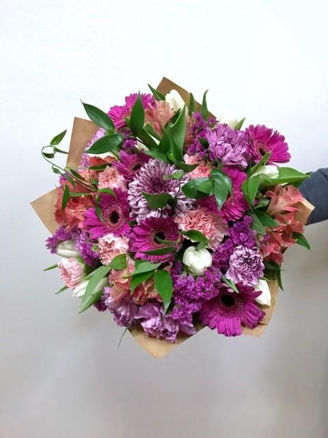 Květinářství a rozvoz květin online Praha